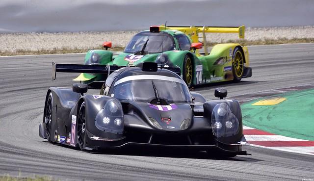 Ligier JS P3 - Nissan /  Mikkel Jensen / DNK / Jens Petersen / DEU / EUROINTERNATIONAL