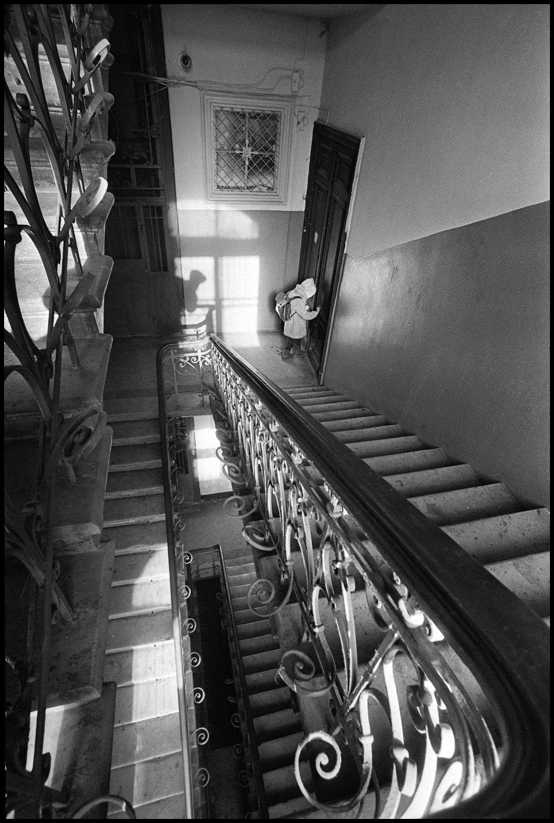 1982. Дом России на Сретенском бульваре