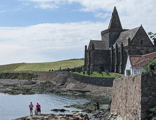 St Monans Kirk, Fife, Scotland