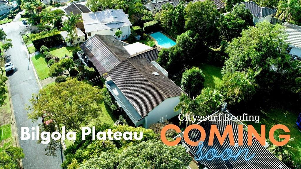 Bilgola Plateau   Colorbond Re-Roof   Coming Soon