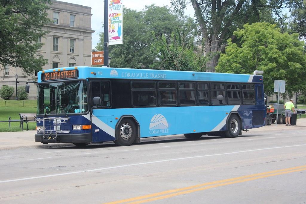 Coralville Transit 115
