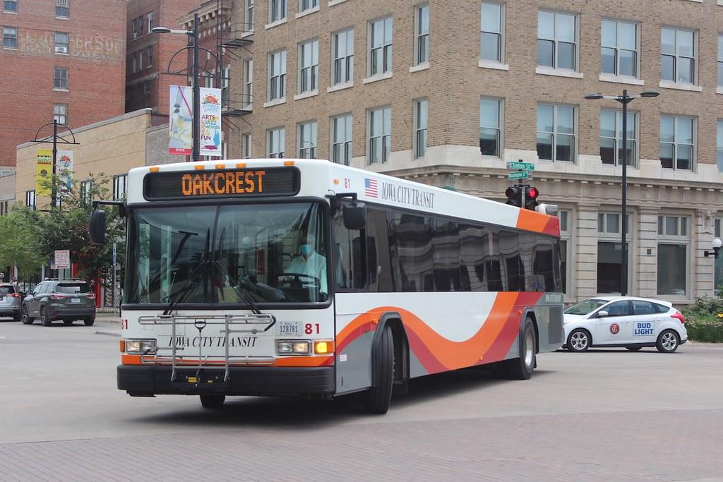 Iowa City Transit 81