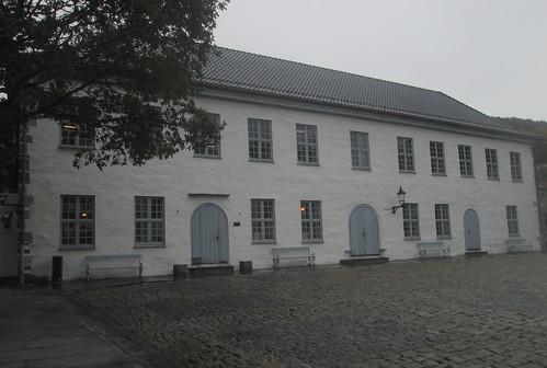 Bergen, Bergenhus Fortress