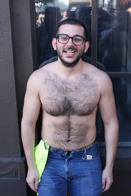 101 CLASSIC HAIRY HUNKS # 68 photographed by ADDA DADA at previous EVENTS ! (safe photo) (50+ faves)