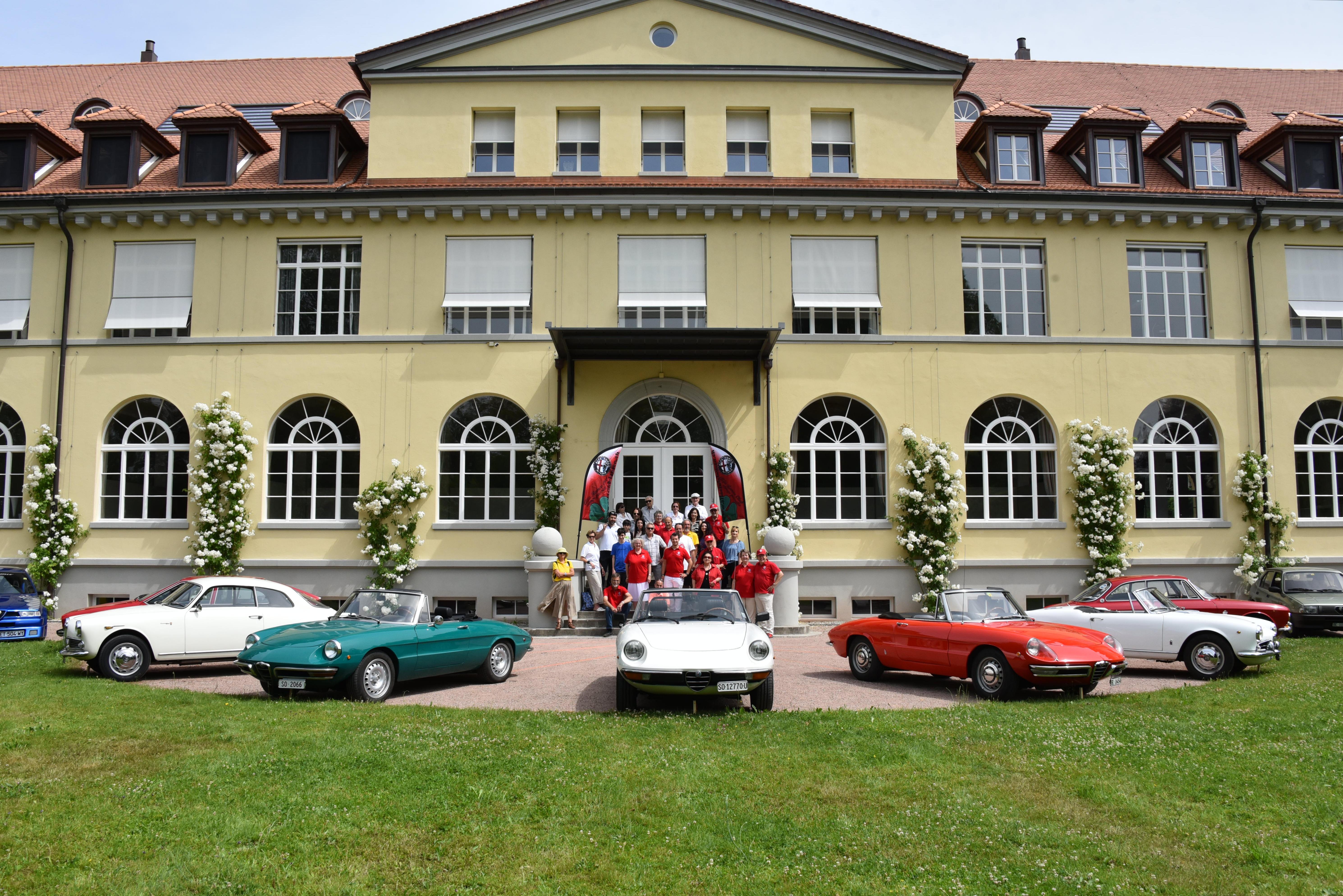 2021-06-20 Alfa Club Sommerausfahrt 2021
