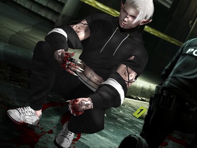 ◈ #97 crime scene ◈