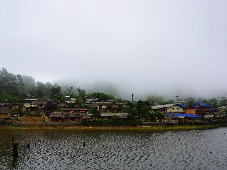 Ban Rak Thai tea village