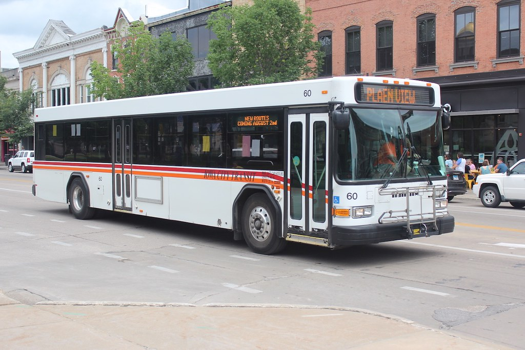 Iowa City Transit 60