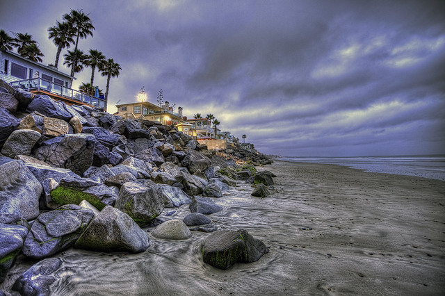 O'Side Beach Dawn 22-6-20-20-5Dii-17X40