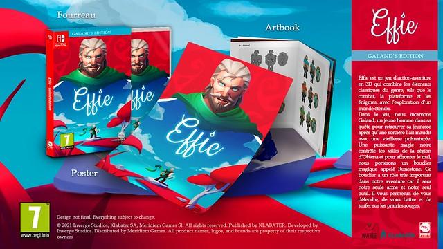Effie - Galand's Edition