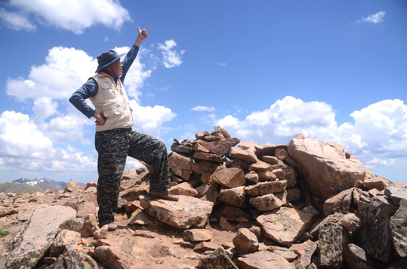 On the summit of Mount Parnassus (39)