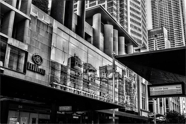 Reflecting Old Sydney