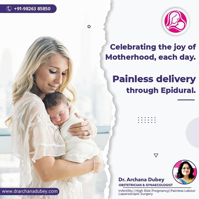 Obstetrician and Gynaecologists Doctor in Indore Dr Archana Dubey