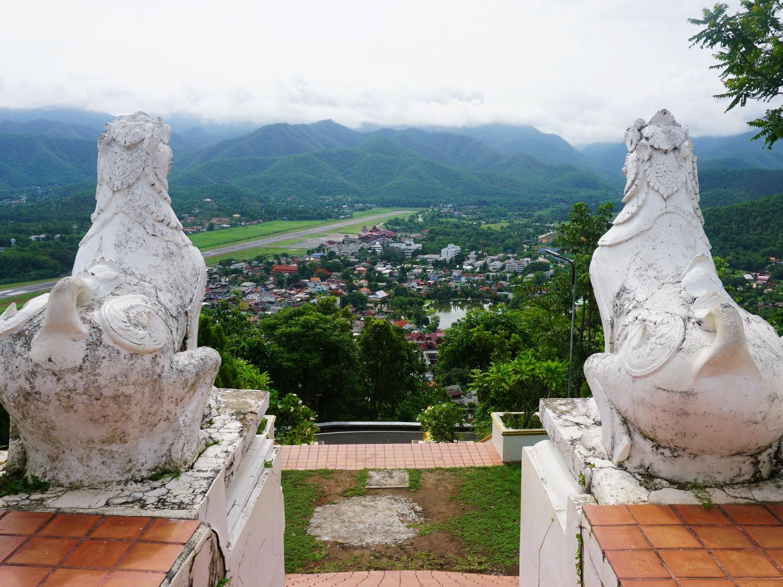 Mae Hong Son view