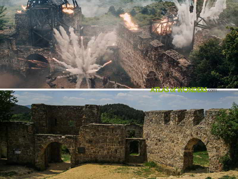 Lieux tournage The Witcher