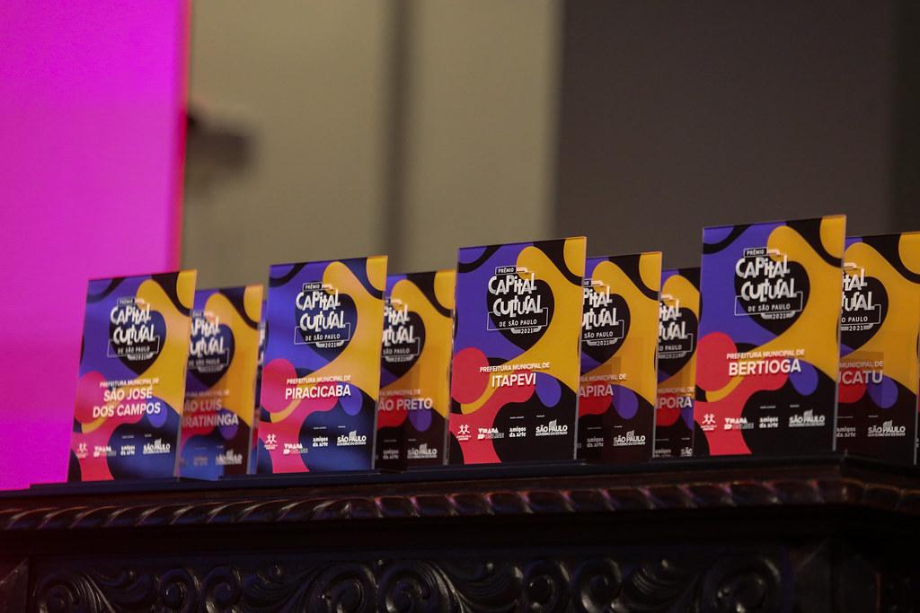Anúncio do Prêmio aos Municípios Juntos pela Cultura 2021