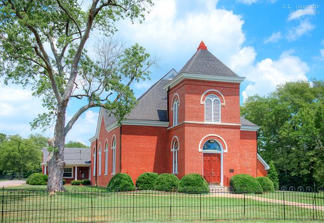 Historic Trinity Church - Franklin, Tennessee