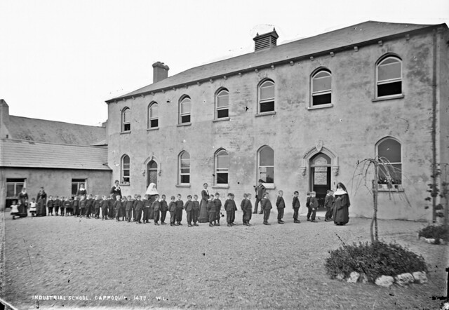 The Industrial School at Cappoquin, Co. Waterford.