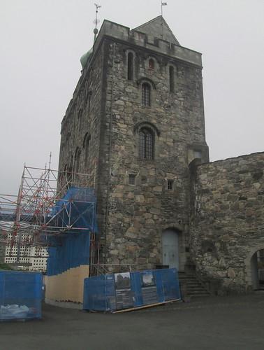 Tower of Rosencrantz Tower, Bergen