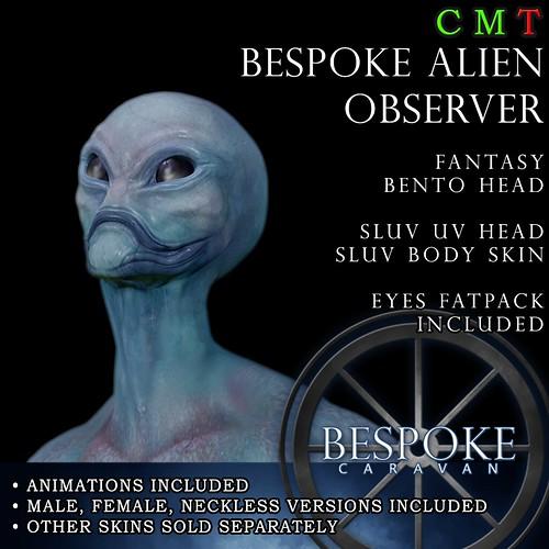 BeSpoke Alien @ Chronicles & Legends