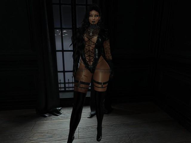 Fade to black....