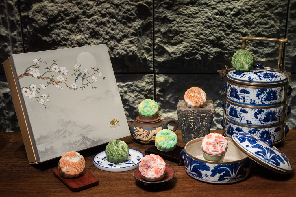 Mandarin Oriental, Singapore - Snow Skin Mooncakes