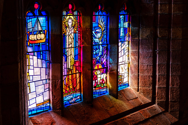 The Window at St Magnus Cathedral