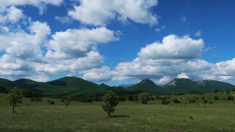Vrlika, CROATIA, May 2021