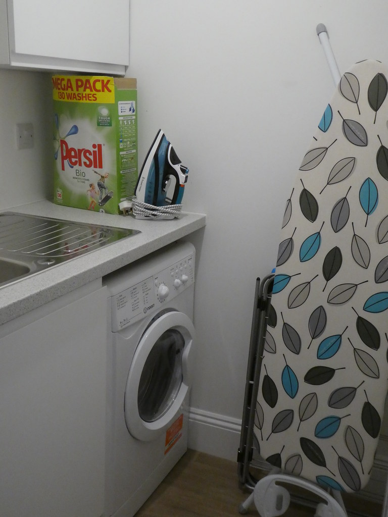 Laundry Room, Your Apartment, Frederick Place, Bristol