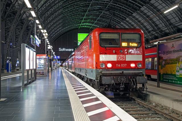 DB 114 037 Frankfurt (Main) Hbf