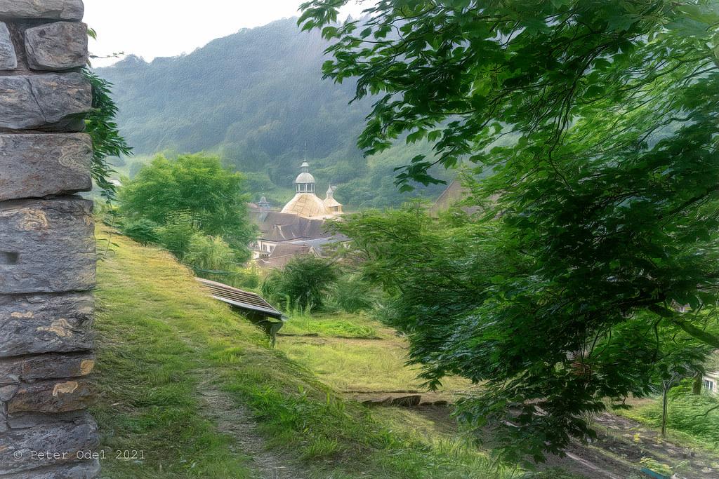 Walk near Salins-les-Bains v2