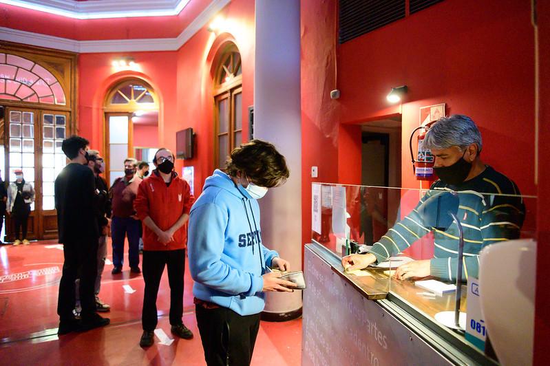 El Cineclub Municipal reabrió sus puertas (4)
