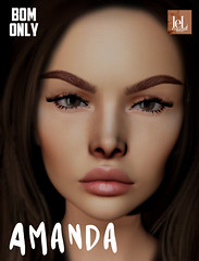 rvn - amanda skin