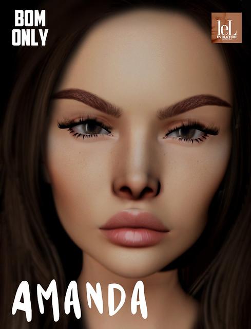rvn – amanda skin