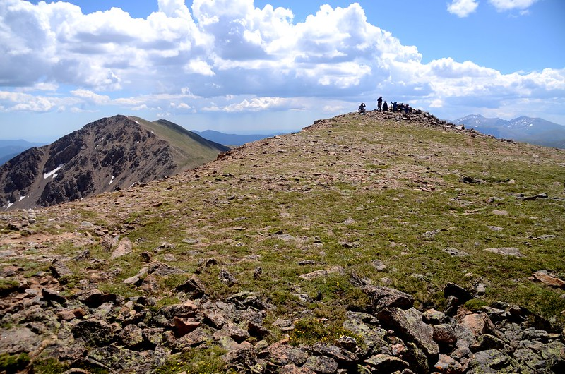 The summit of Mount Parnassus (2)