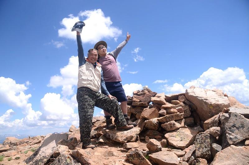 On the summit of Mount Parnassus (42)