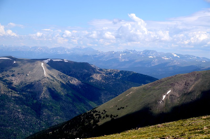 Mountain view from Mount Parnassus Trail (5)