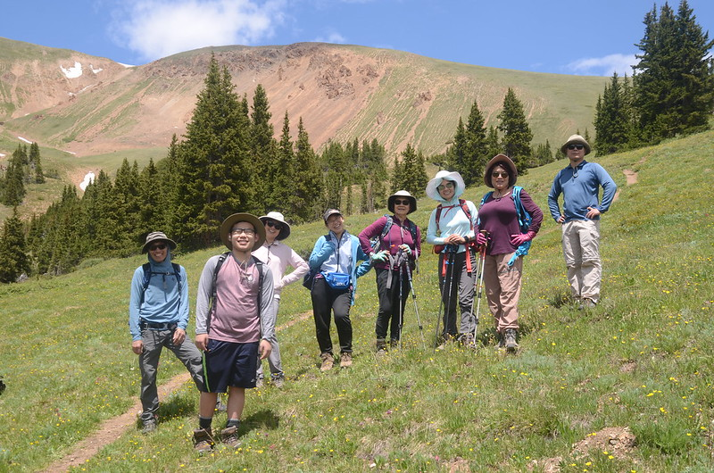 On Mount Parnassus trail (3)