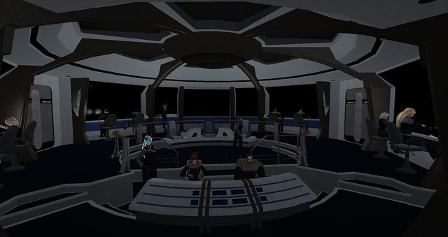 UFS HQ,USS Thor and Rookery Starfleet Roleplay 6
