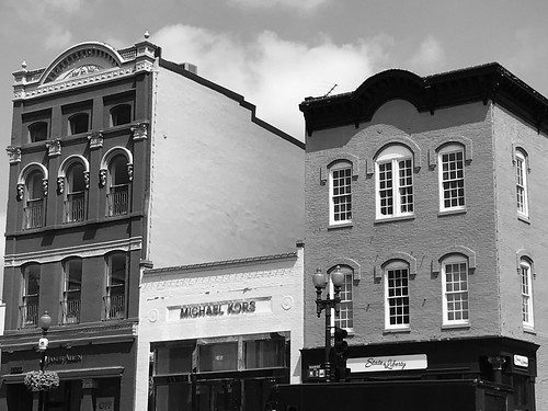 Georgetown storefronts