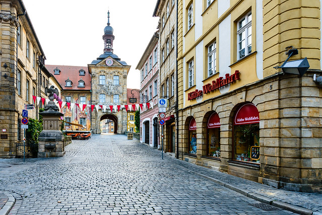 Bamberg, Altes Rathaus (explore 14/07/2021)