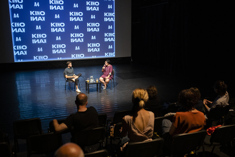 Biela na bielej & diskusia s režisérkou / Kino inak A4 (11.07.2021)