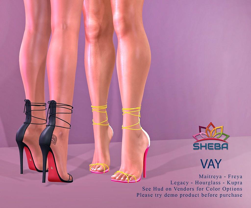 [Sheba] Vay Heels