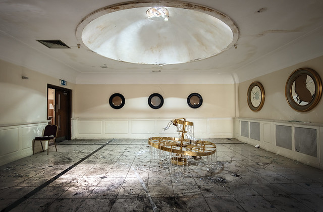 Abandoned Hotel 1