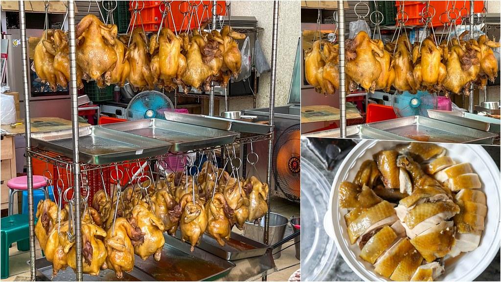 太晚去賣光光!撲空幾次終於買到~陽明山青菜園兒子在三重開的竹子湖大哥雞肉