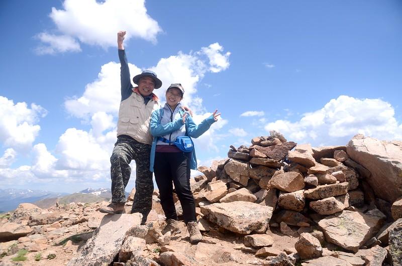 On the summit of Mount Parnassus (35)