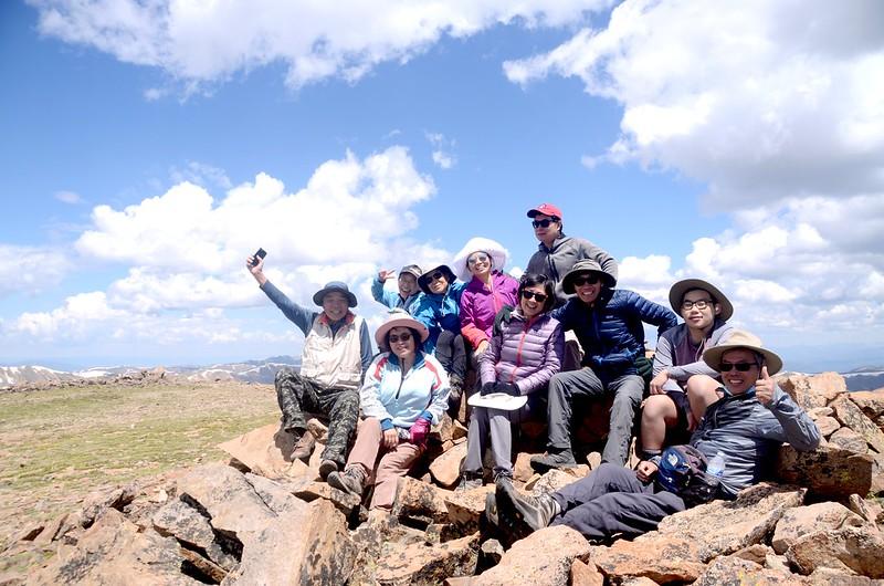 On the summit of Mount Parnassus (10)
