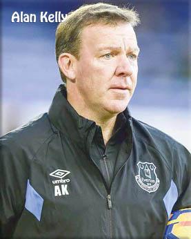Alan Kelly - Goalkeeping Coach