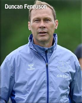 Duncan Ferguson - Assistant Manager