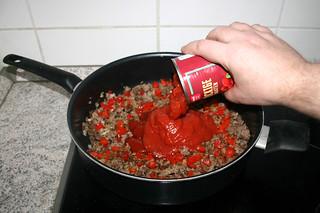 16 - Add tomatoes / Tomaten addieren